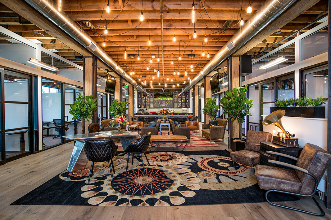 Denver Busines Address - Lounge Area