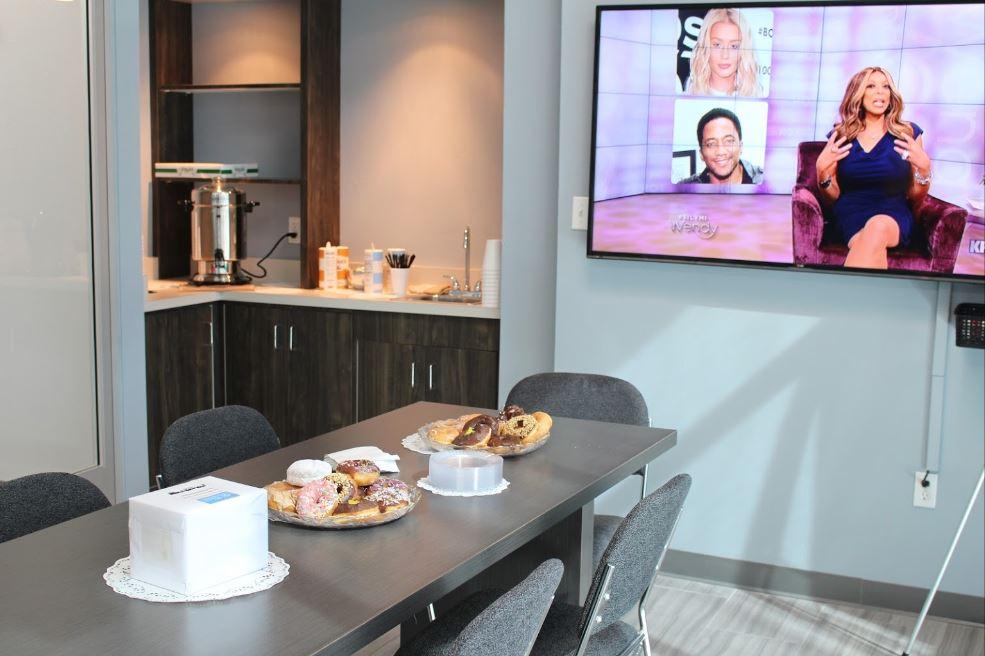 El Paso Virtual Office Address - Lounge Commons Area