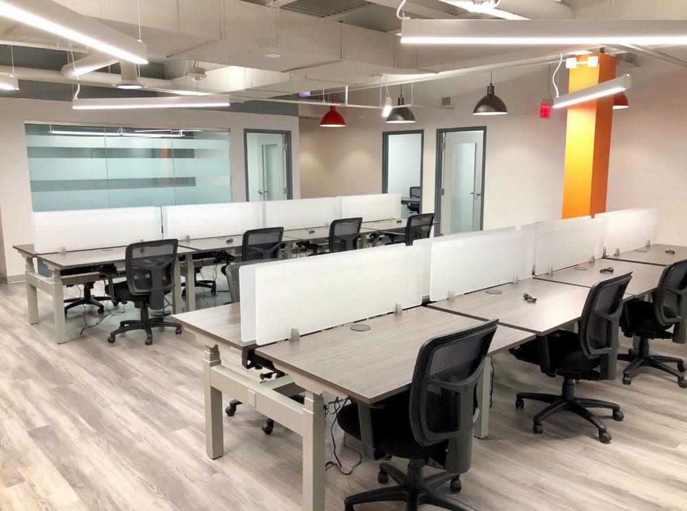 Bethesda Virtual Office Address - Lounge Commons Area