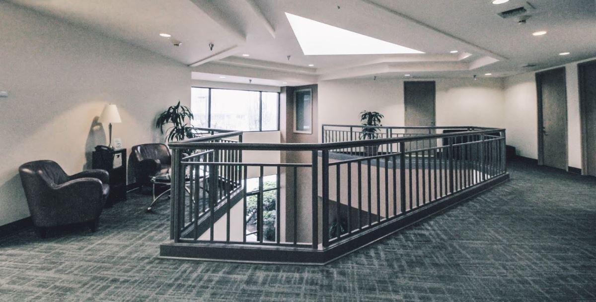 Issaquah Busines Address - Lounge Area