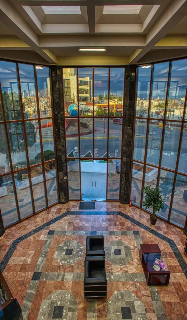 Cd. Juarez Virtual Office Address - Lounge Commons Area