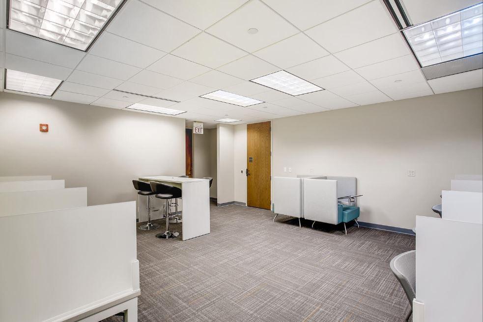 Naperville Busines Address - Lounge Area