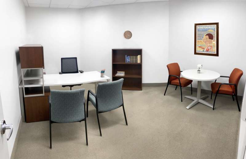 Chevy Chase Temporary Private Office or Meeting Room