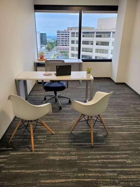 Temporary Mclean Office - Meeting Room
