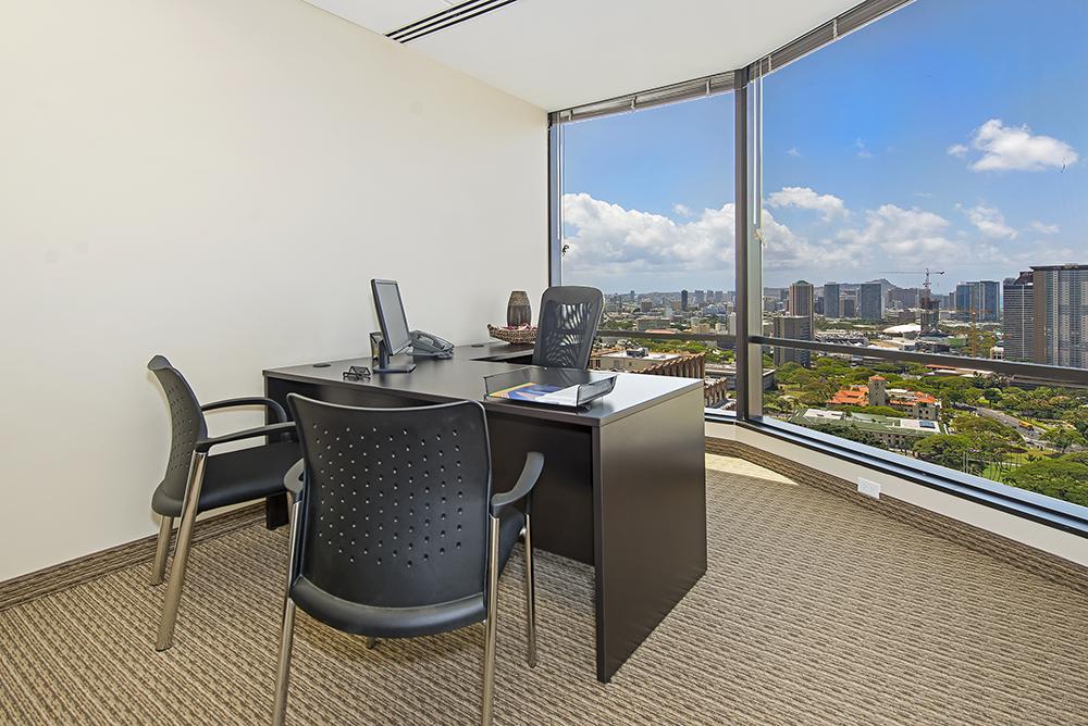 Honolulu Temporary Private Office or Meeting Room