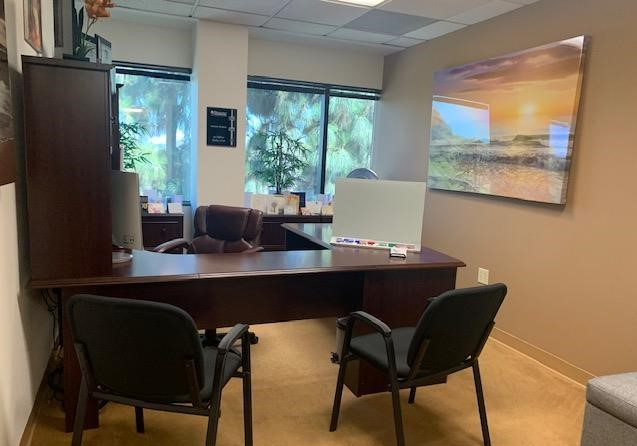 La Mirada Temporary Private Office or Meeting Room