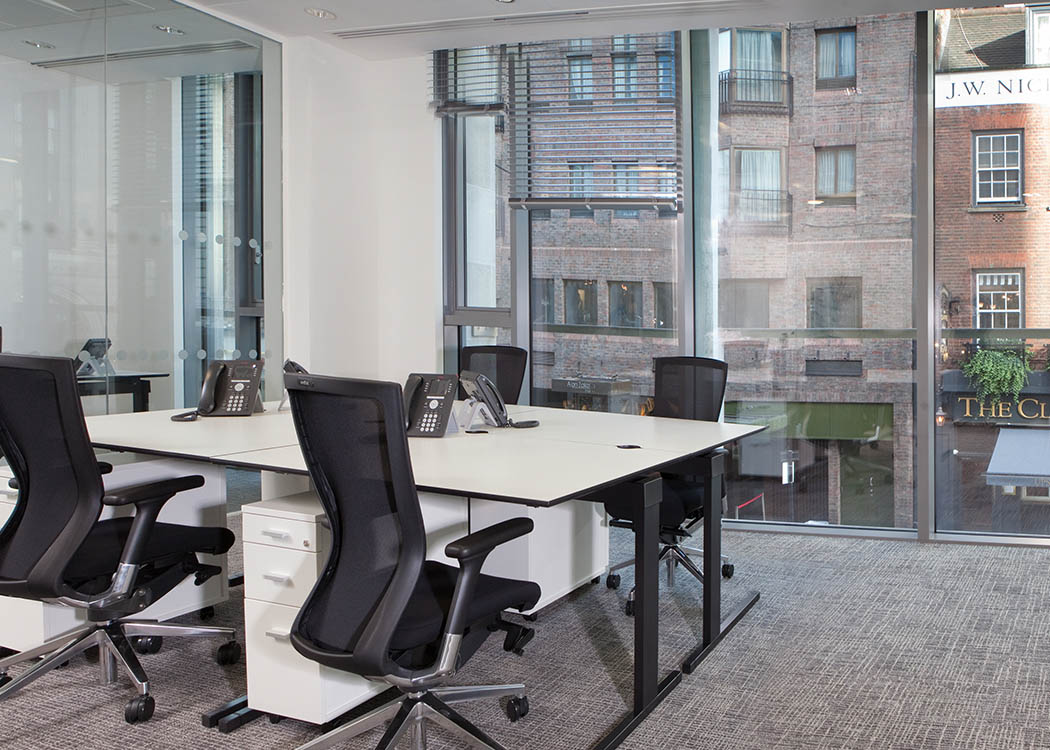 Virtual Offices London Mayfair - Temp Offices or Meeting Room