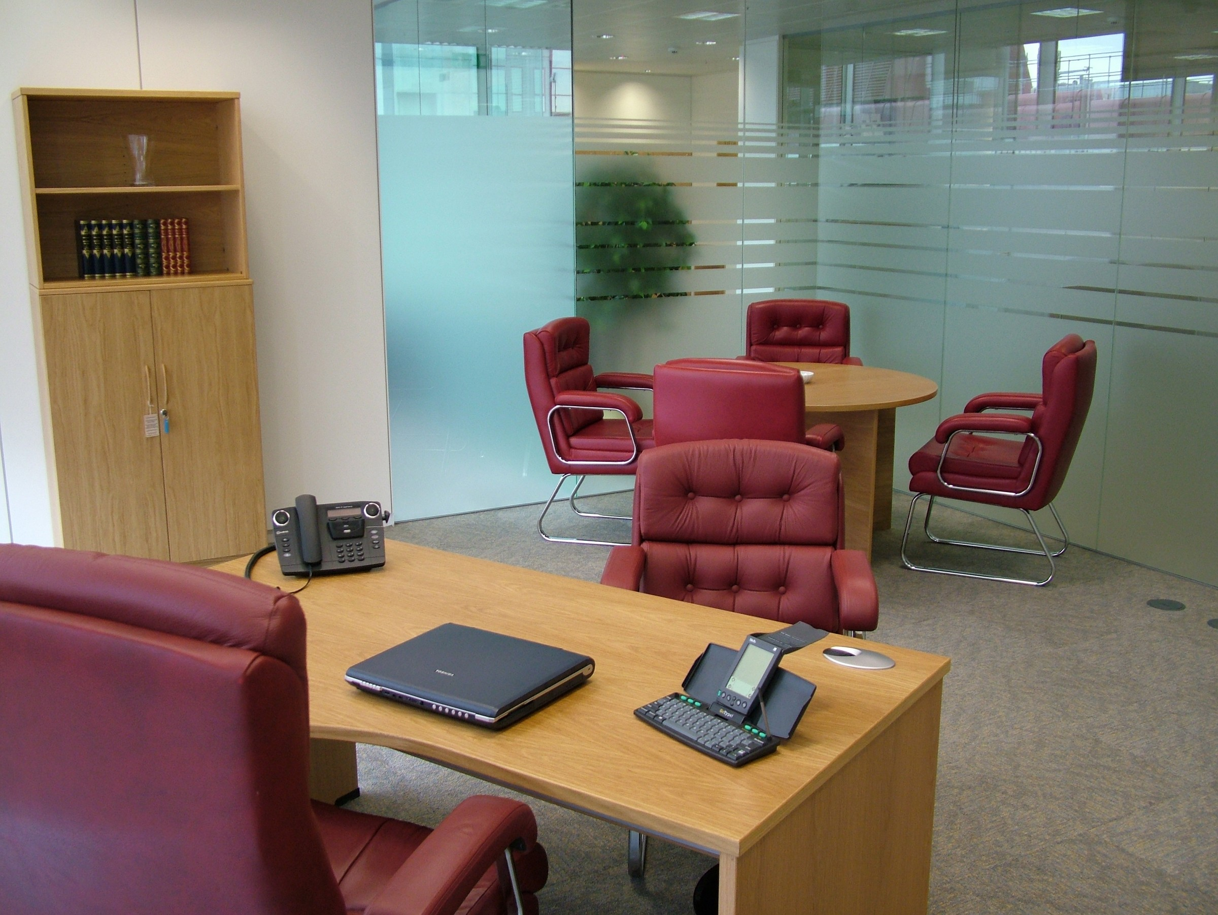 Virtual Offices Solihull - Temp Offices or Meeting Room