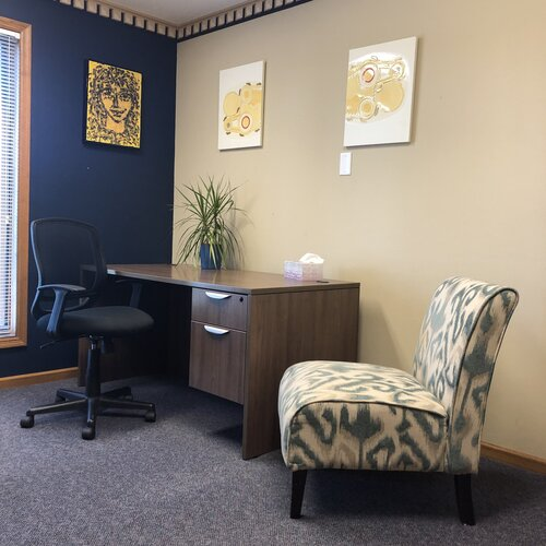 Temporary Madison Office - Meeting Room