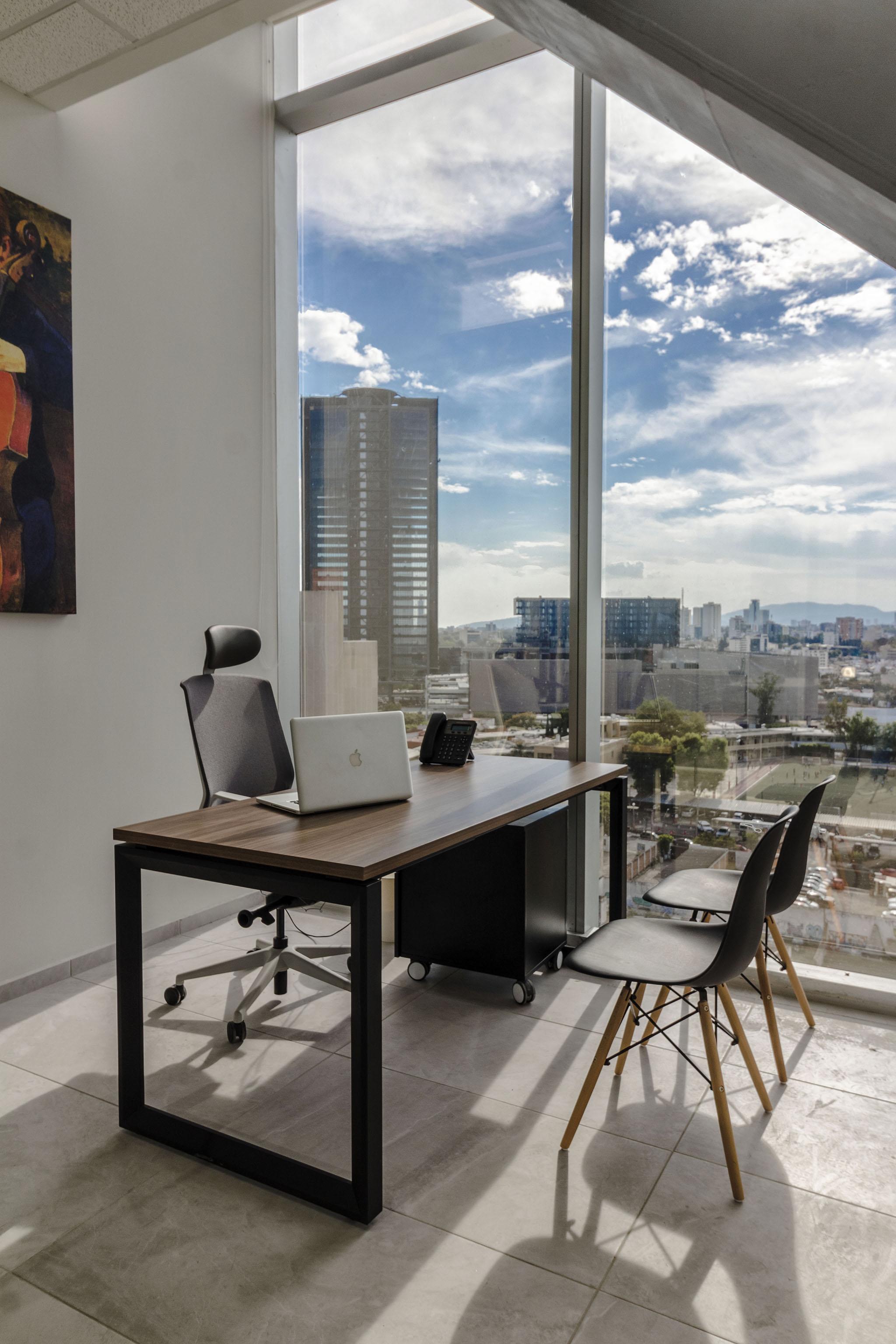 Temporary Guadalajara Office - Meeting Room