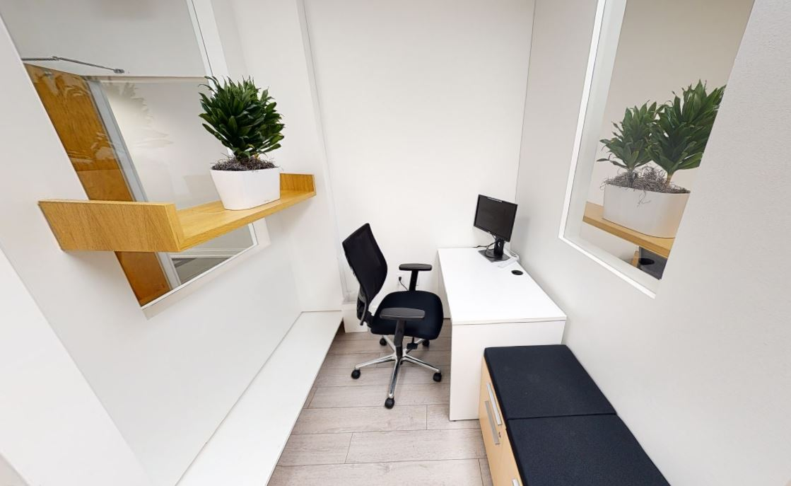 Fort Lauderdale Temporary Private Office or Meeting Room