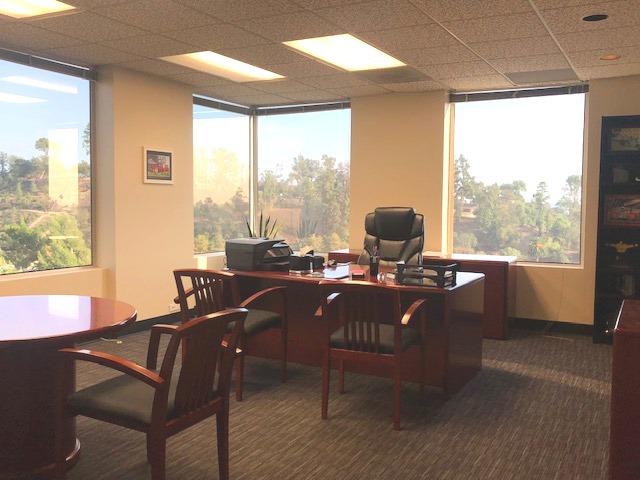 Temporary Fullerton Office - Meeting Room