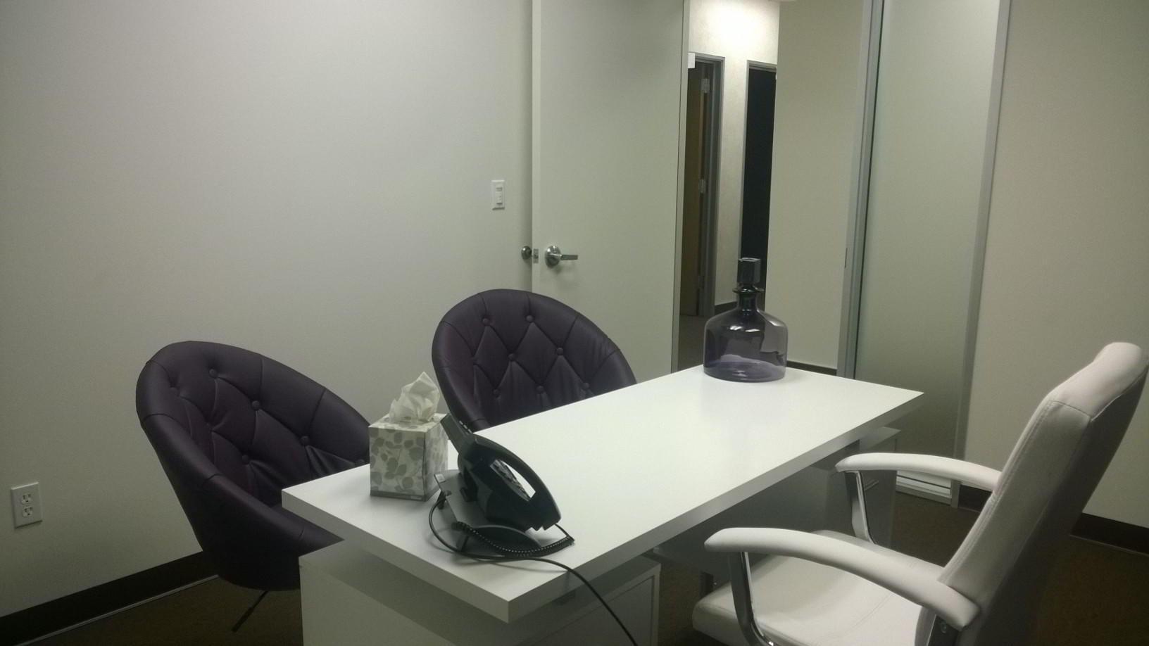 Temporary La Mirada Office - Meeting Room
