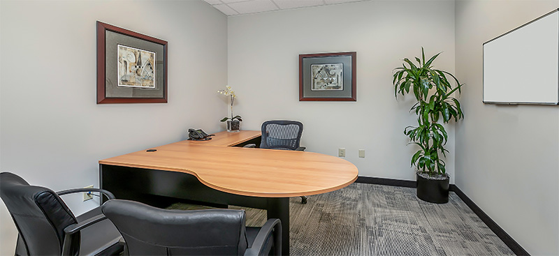 Virtual Offices Charlotte - Temp Offices or Meeting Room