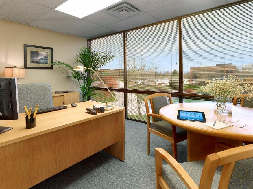 Temporary Malvern Office - Meeting Room
