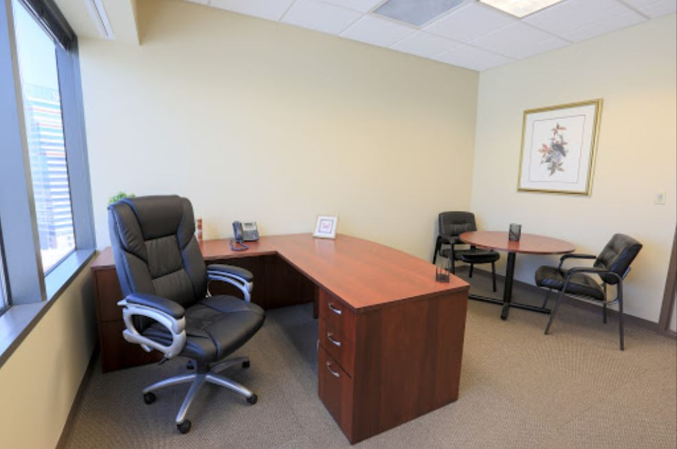 Temporary Jacksonville Office - Meeting Room