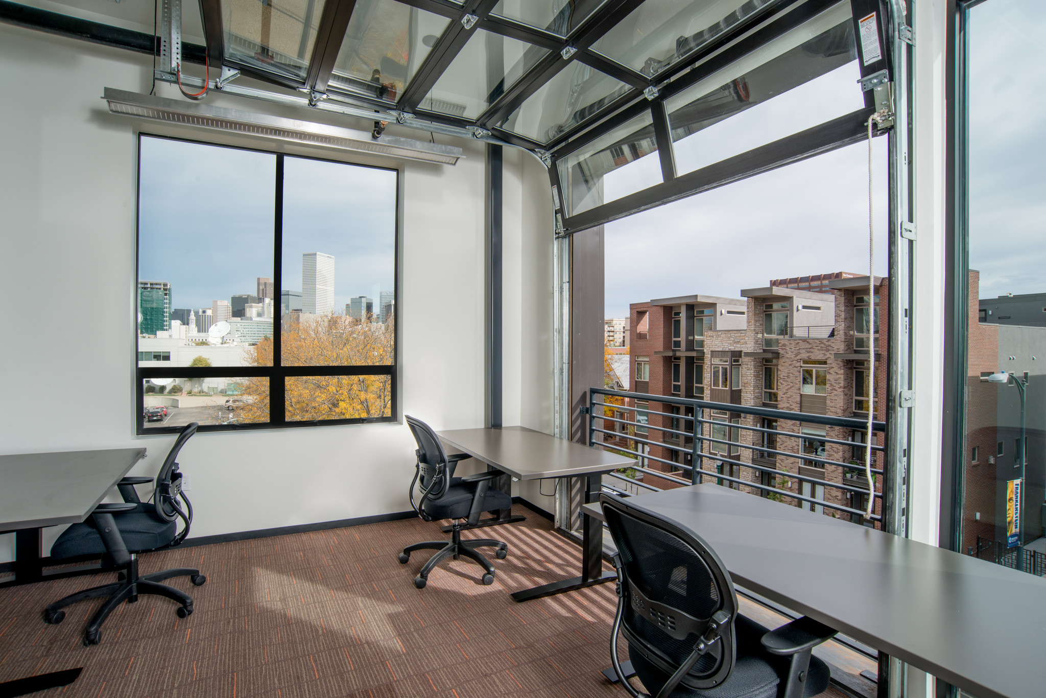 Denver Temporary Private Office or Meeting Room