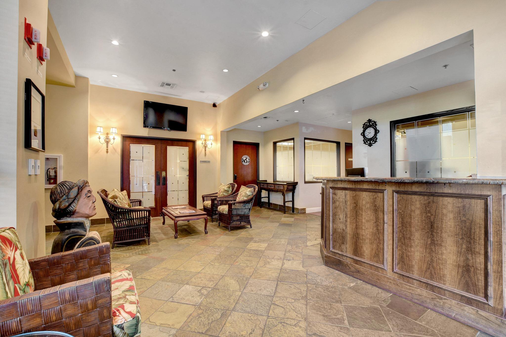 Temporary Las Vegas Office - Meeting Room
