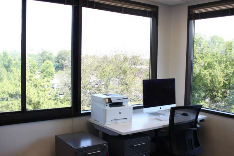 Temporary Rockville Office - Meeting Room