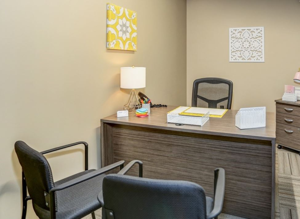 Temporary Parsippany Office - Meeting Room