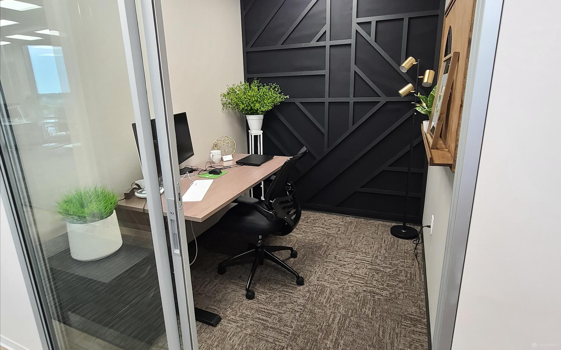 Temporary Sugar Land Office - Meeting Room