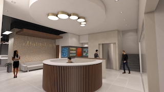 Southlake Live Receptionist and Business Address Lobby