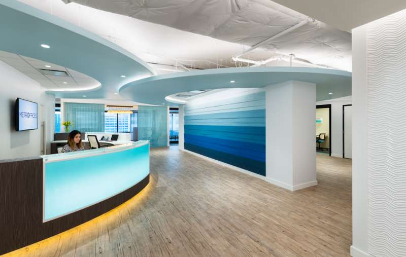Mclean Live Receptionist and Business Address Lobby