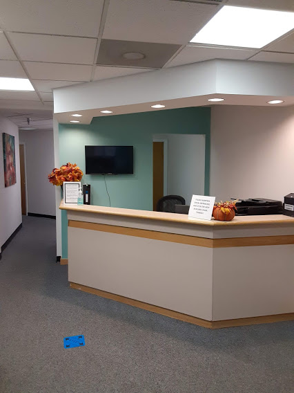 Receptionist Lobby - Virtual Offices in Waldorf