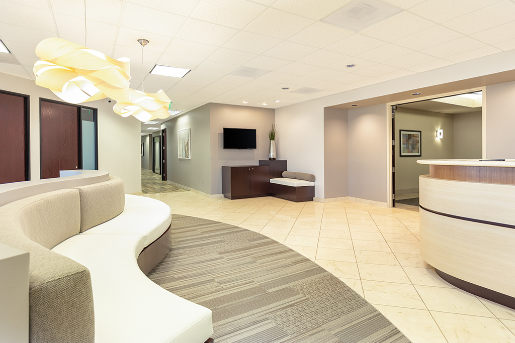 Foothill Ranch Live Receptionist and Business Address Lobby