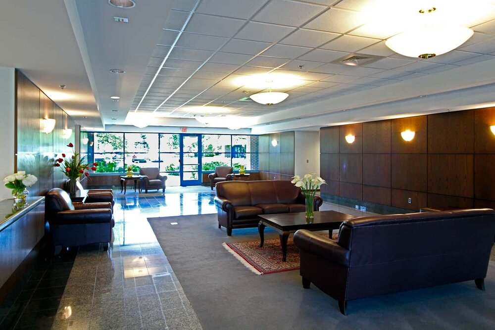 Warrenville Live Receptionist and Business Address Lobby