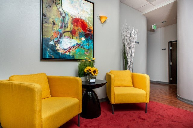 Receptionist Lobby - Virtual Offices in Carlsbad