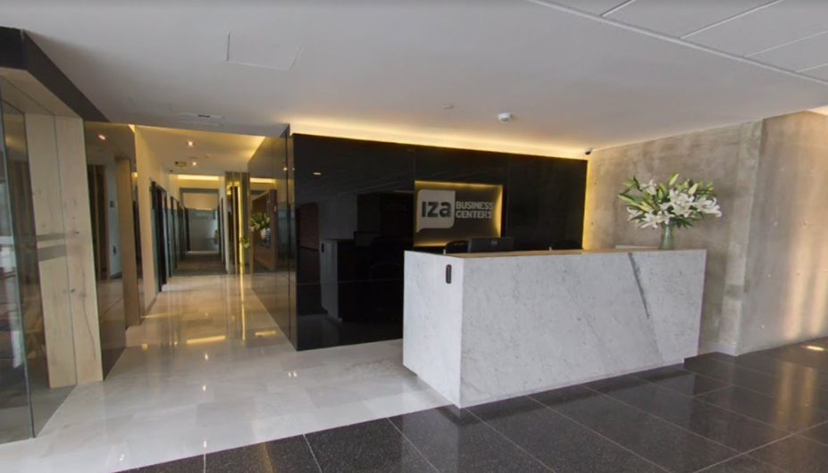Monterrey Live Receptionist and Business Address Lobby