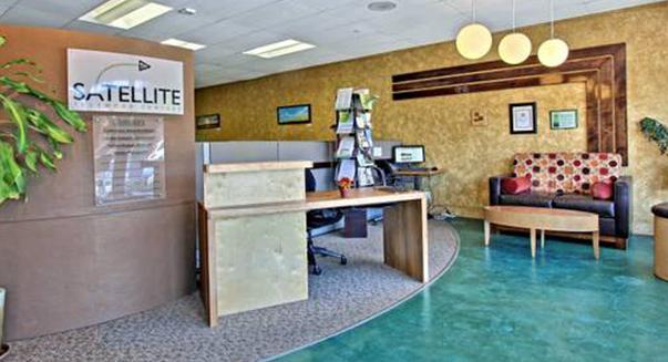 Felton Live Receptionist and Business Address Lobby