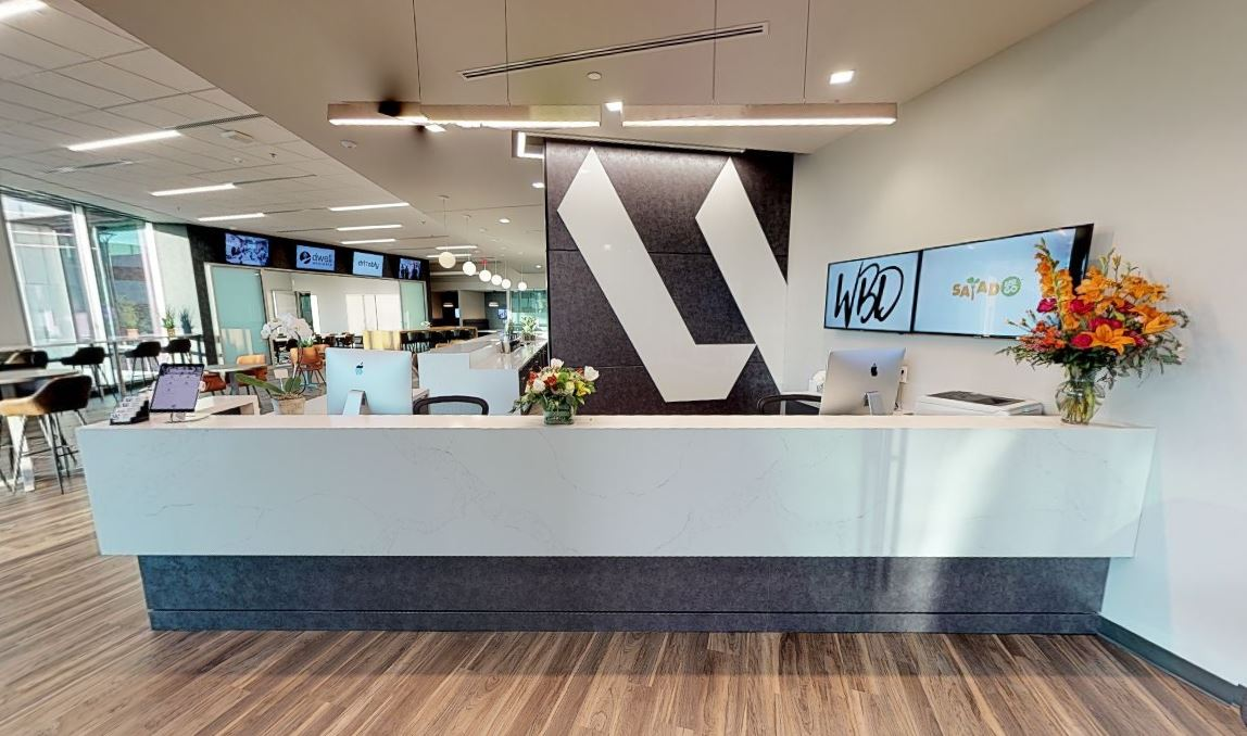 Chandler Live Receptionist and Business Address Lobby