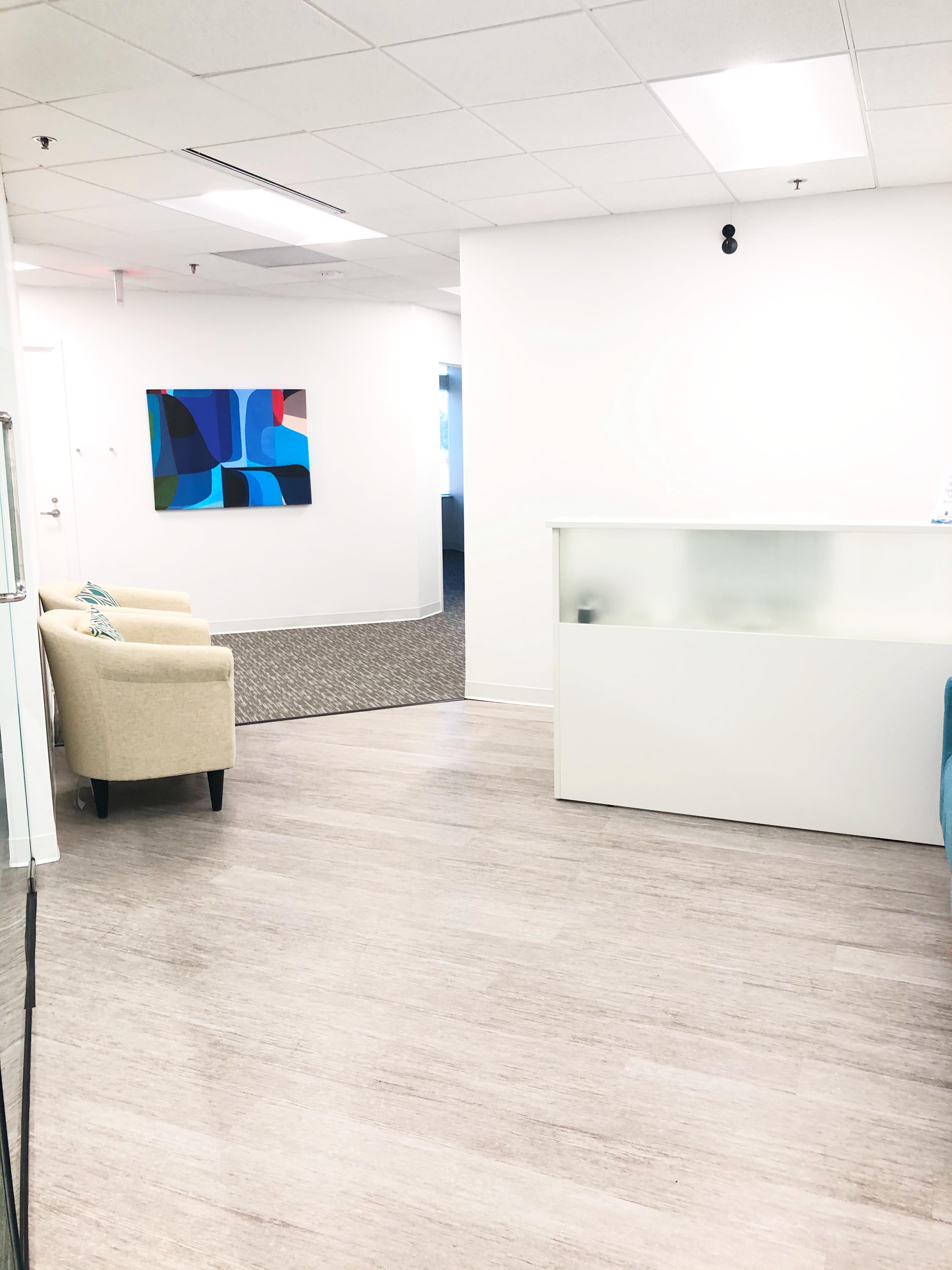 Fairfax Live Receptionist and Business Address Lobby