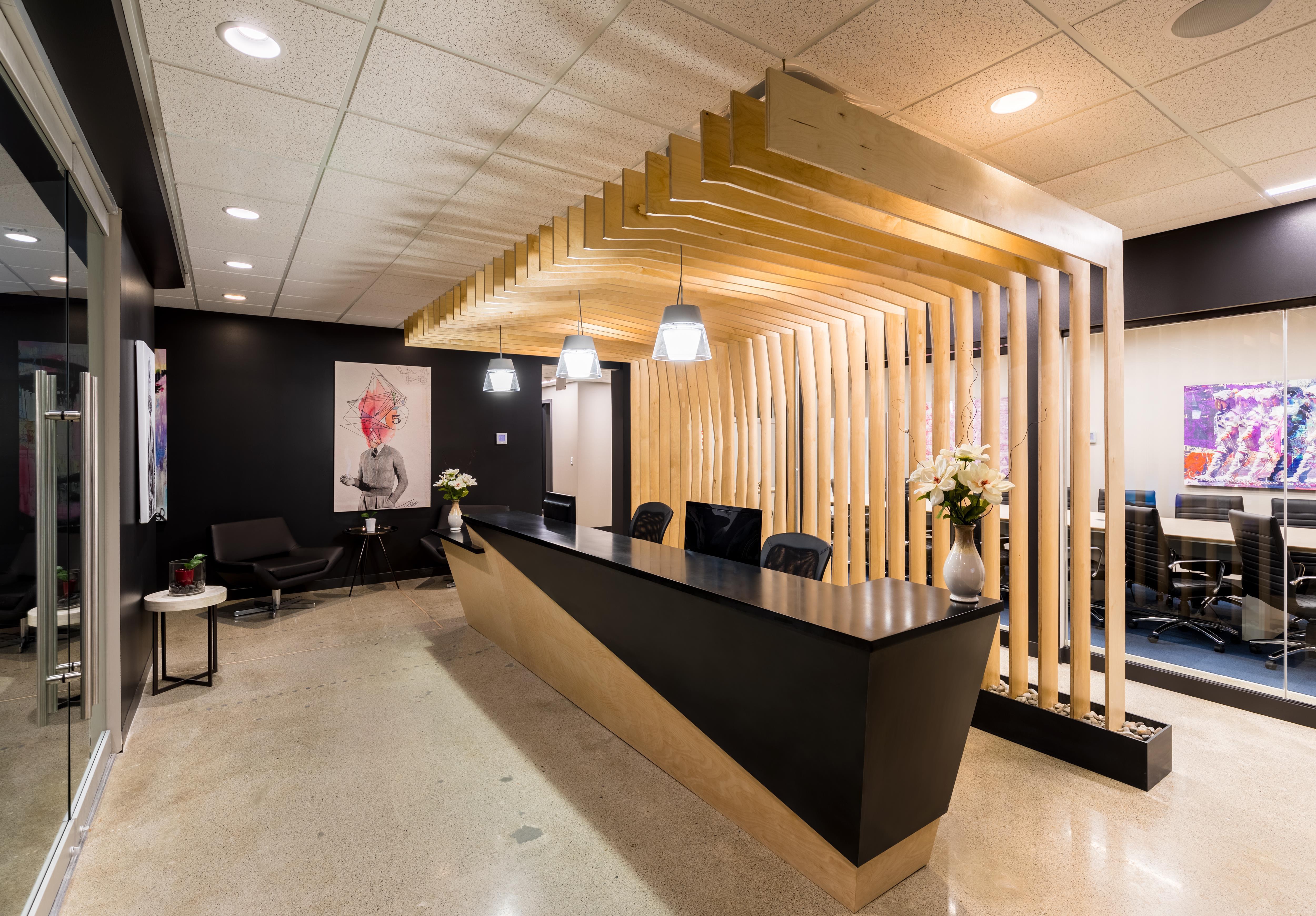 Spokane Live Receptionist and Business Address Lobby