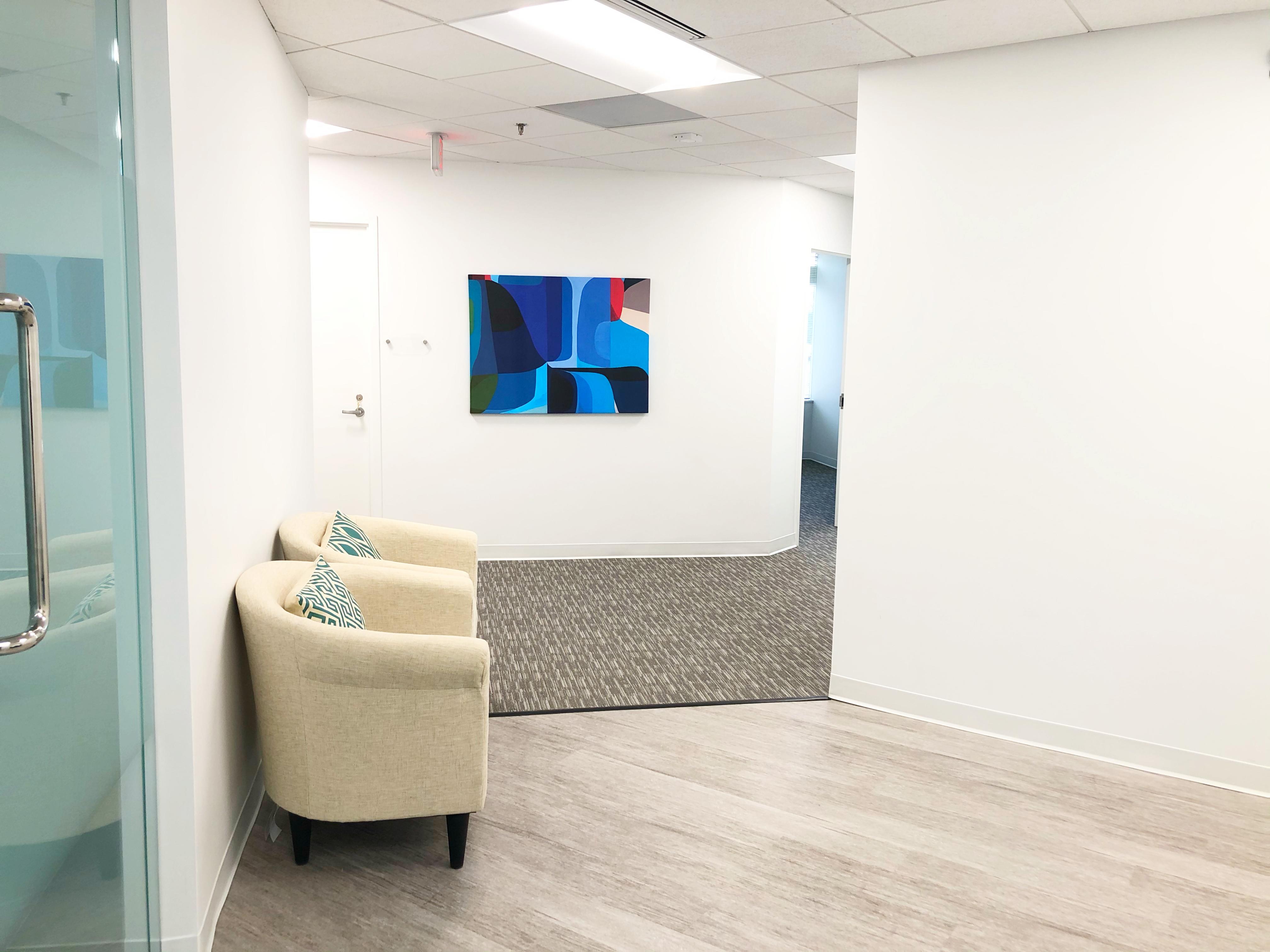Receptionist Lobby - Virtual Offices in Fairfax