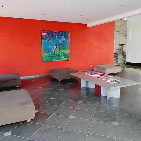 Receptionist Lobby - Virtual Offices in Sao Paulo