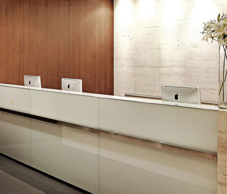 Receptionist Lobby - Virtual Offices in Jakarta