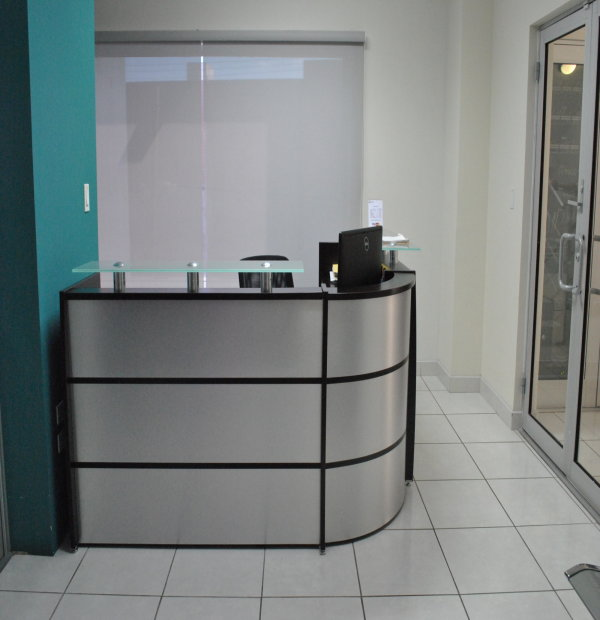 Receptionist Lobby - Virtual Offices in Chihuahua