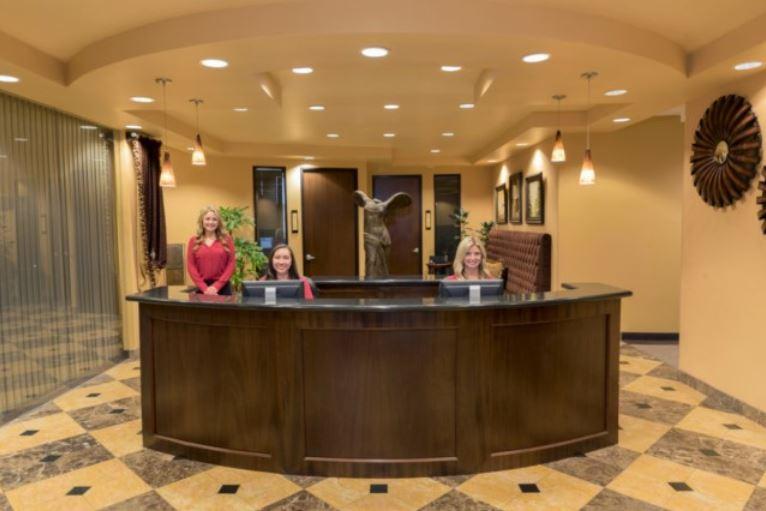 Receptionist Lobby - Virtual Offices in Oxnard