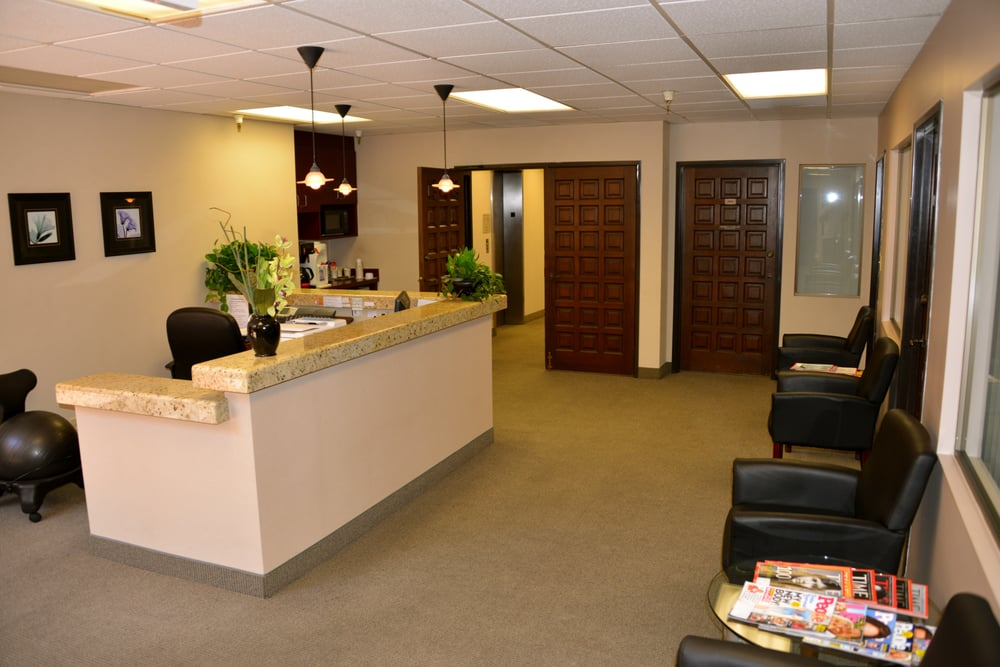 Receptionist Lobby - Virtual Offices in Torrance