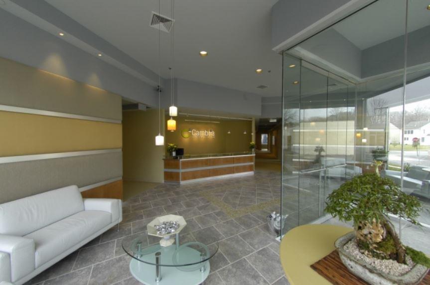 Receptionist Lobby - Virtual Offices in Bensalem