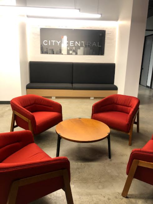 Receptionist Lobby - Virtual Offices in Plano