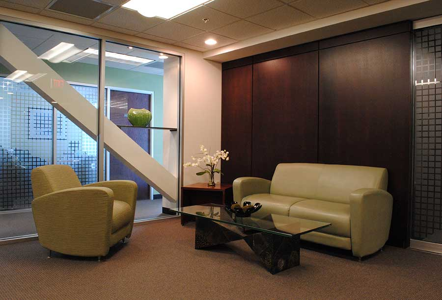 Receptionist Lobby - Virtual Offices in Woburn
