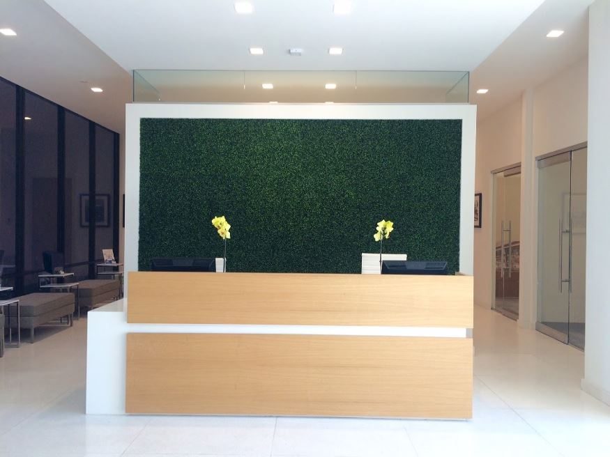 Receptionist and Mail Area - Irvine Virtual Office