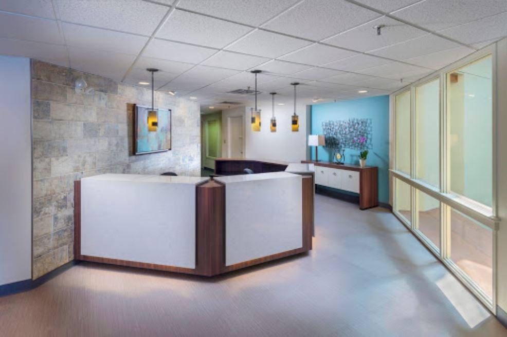 Malvern Live Receptionist and Business Address Lobby