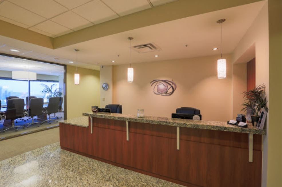 Jacksonville Live Receptionist and Business Address Lobby