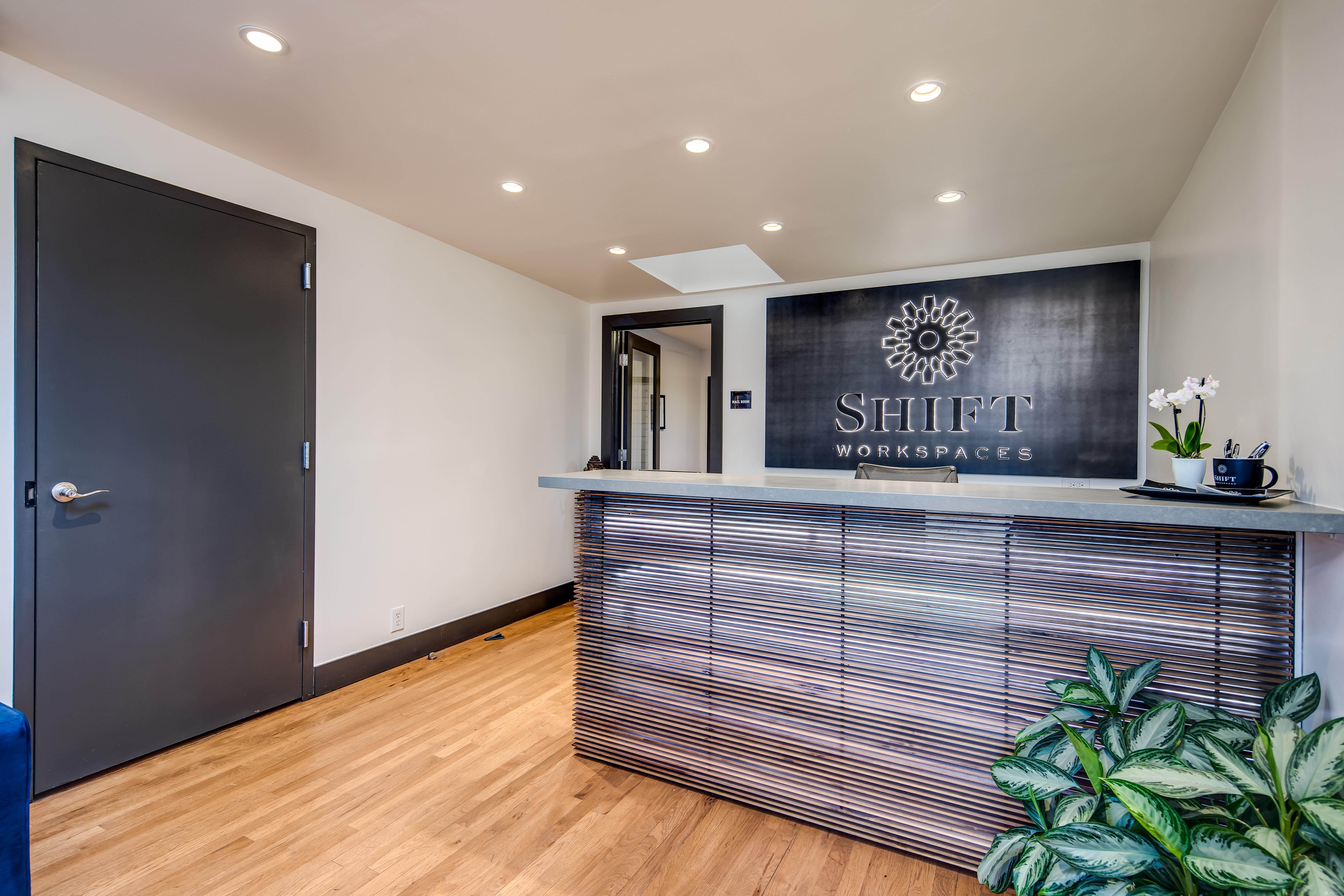 Receptionist Lobby - Virtual Offices in Denver