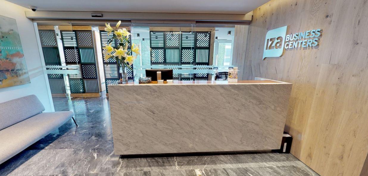 Receptionist Lobby - Virtual Offices in Monterrey (San Pedro)